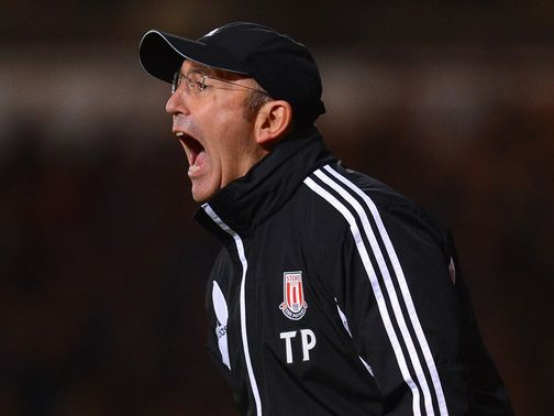 Tony Pulis: 'Disappointed' by treatment