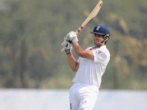 Alastair Cook: Backed to get a lot more hundreds