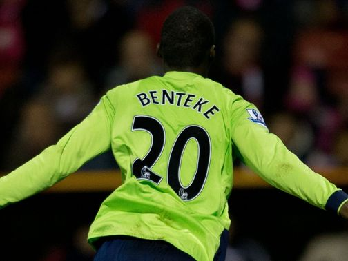 Christian Benteke: Value to find the net first