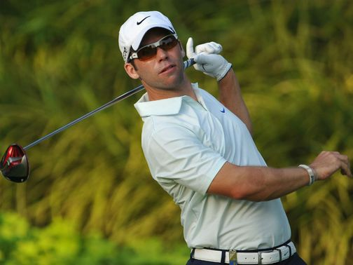 Paul Casey: Back to full fitness