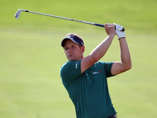 Luke Donald: Extends Mizuno contract