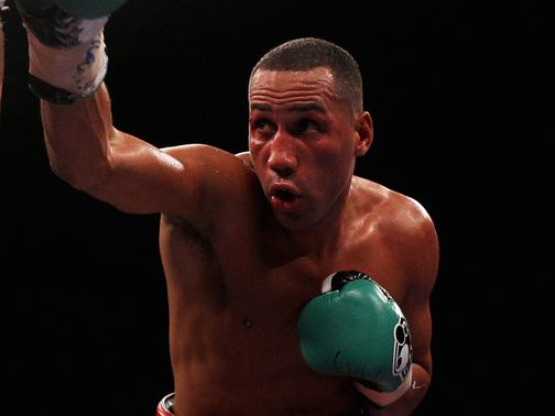 James DeGale: Going up against Fulgencio Zuniga in December
