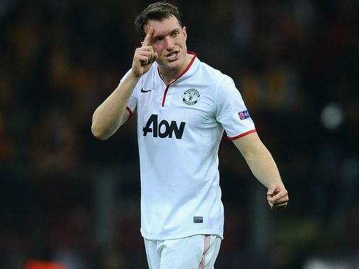 Phil Jones: 'It was a bitter pill to swallow'