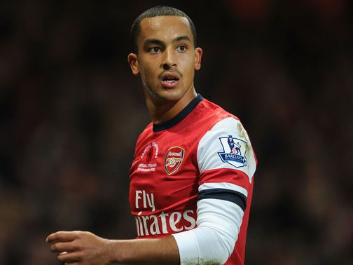 Theo Walcott: Suffered an injury to his buttock muscles