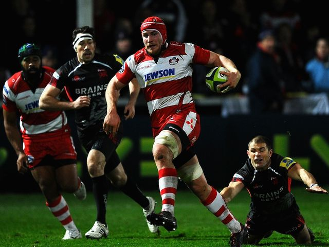 Ben Morgan: Returns at number eight for Gloucester