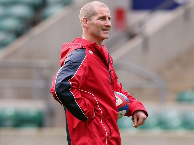 Stuart Lancaster: Motivated for Saturday's clash with New Zealand