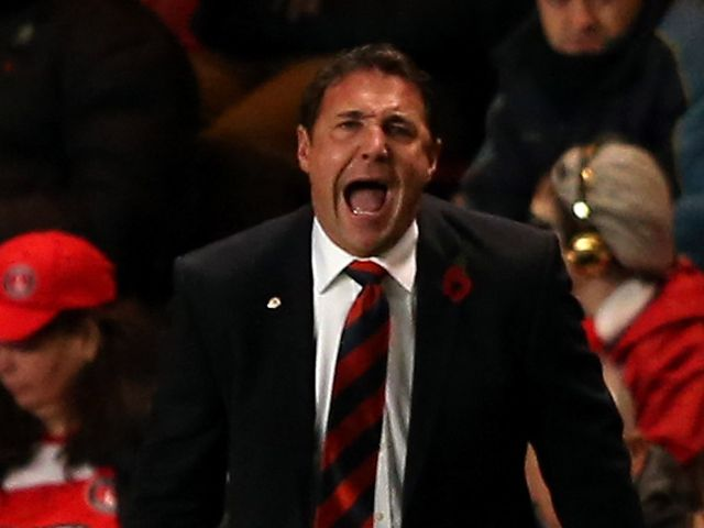 Malky Mackay: Impressed by his players