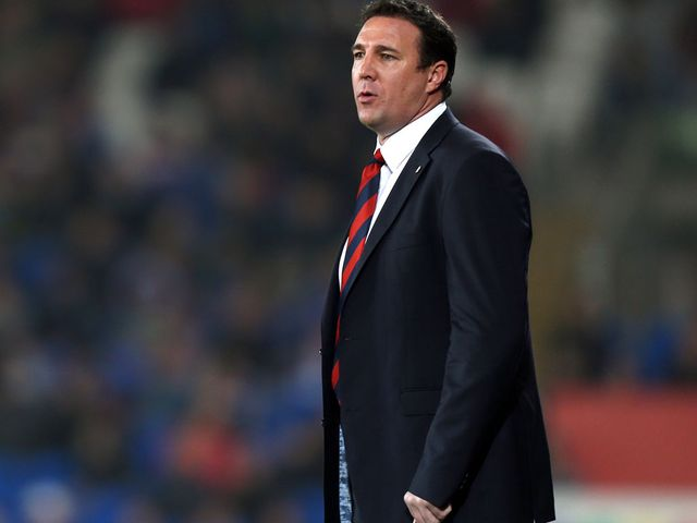 Malky Mackay: Proud of his side after draw