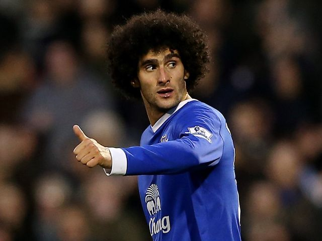Marouane Fellaini: Wanted by Zenit St Petersburg