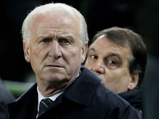 Trapattoni: Impressed by his side's performance
