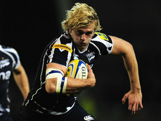 Richie Gray: back for Sale