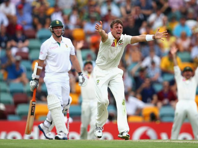 James Pattinson: Surprised by the pitch conditions