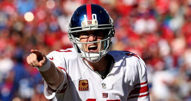 Eli Manning: Giants quarterback has built reputation on fourth-quarter heroics