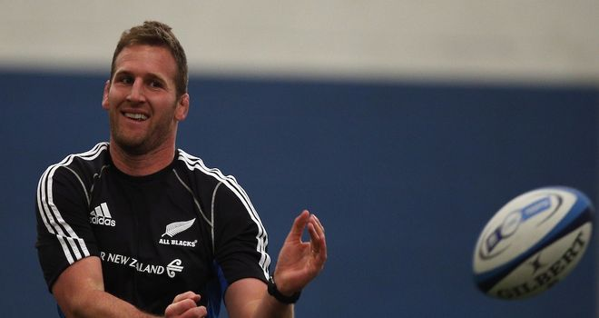 Kieran Read: Expecting tough match with Wales