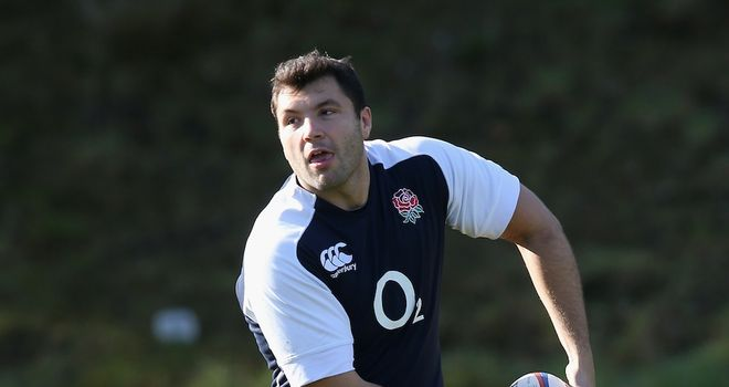 Alex Corbisiero: Joins Northampton Saints in the summer from London Irish