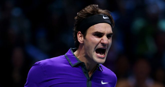 Federer: the Swiss remains a major force in world tennis, says Petchey