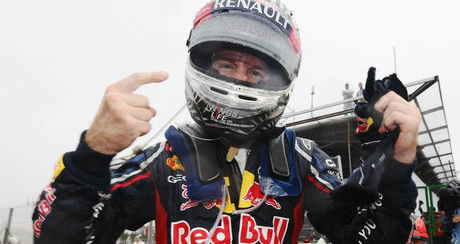 Sebastian Vettel: Unhappy in Malaysia