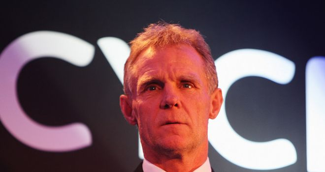 Shane Sutton: Now working as a performance advisor for Team Sky