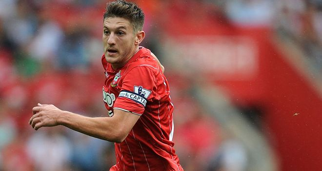 Adam Lallana: Southampton midfielder closing on return to action