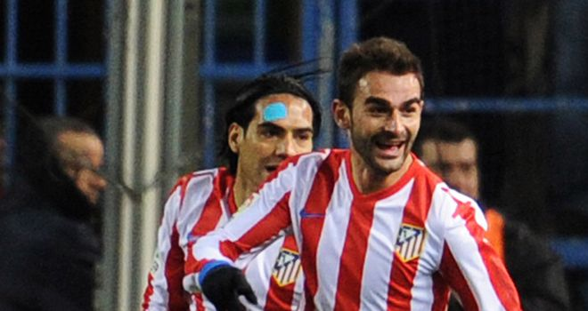 Adrian Lopez: Netted the only goal