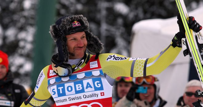 Aksel Lund Svindal: Two-time downhill champion