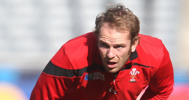 Alun-Wyn Jones: Could replace Ryan Jones as Wales captain