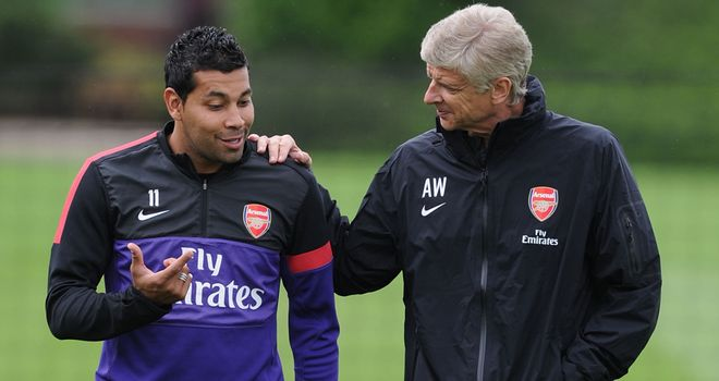 Andre Santos: Thought to be heading home to Brazil