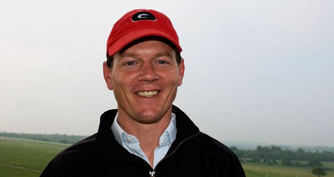 Andrew Balding: Has a nice prospect in Pearl Spectre
