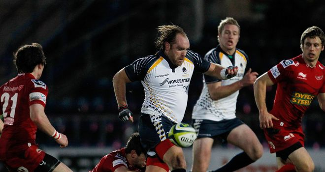 Andy Goode: Replacement had big impact on Worcester