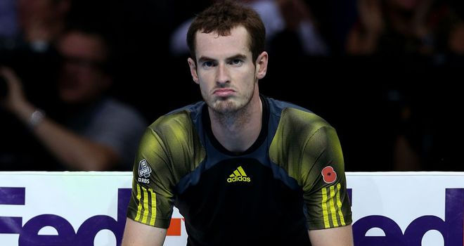 Murray: Federer defeat may be catalyst for 2012, says Boris