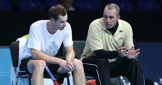 Murray and Lendl have enjoyed a fruitful partnership since they paired up on New Year's Eve 2011