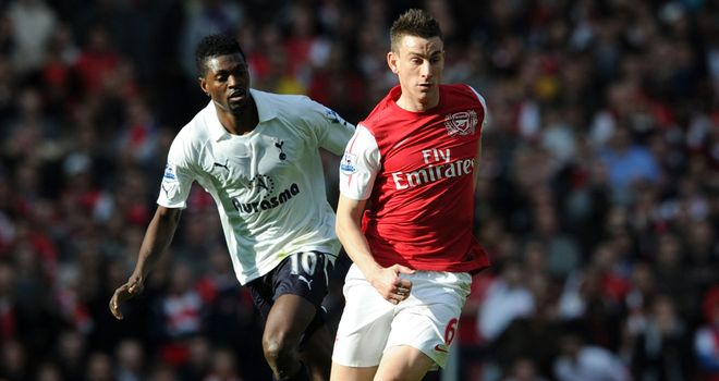 Emmanuel Adebayor: Would not be surprised to see more players leave Arsenal