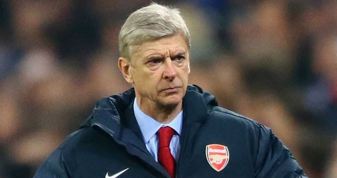 Arsene Wenger: Pleased with response from Arsenal