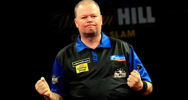 Raymond van Barneveld: Came through test against Wayne Jones to progress in Wolverhampton