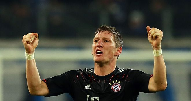 Bastian Schweinsteiger: 'Nurnberg can't do it any other way'
