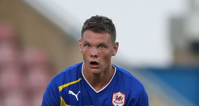 Ben Nugent: Hailed by Malky Mackay