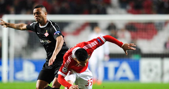 Benfica may have to play behind closed doors