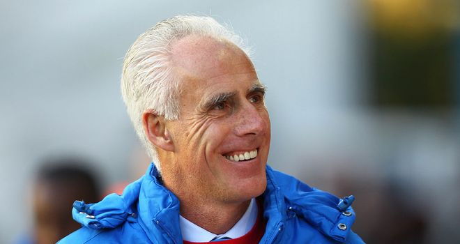 Mick McCarthy: Enjoying life at Portman Road