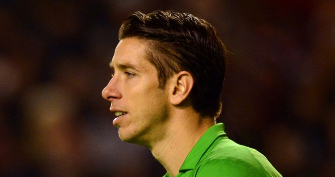 Brad Jones: has played the last four games due to Jose Reina's injury