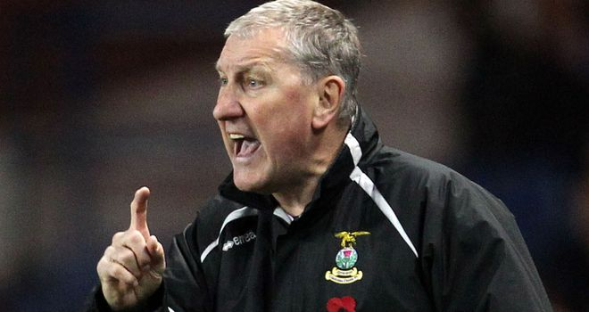 Terry Butcher: Pleased with his side's goalscoring prowess