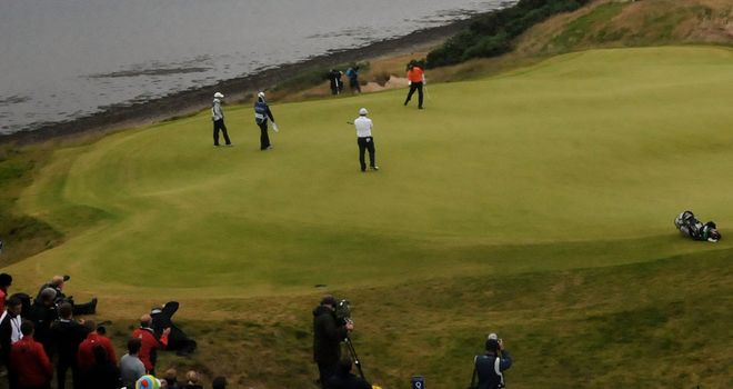 Castle Stuart, Inverness, home of the Scottish Open
