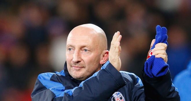 Ian Holloway's Palace continue to impress ahead of their game against Huddersfield this weekend.
