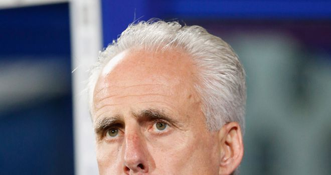 Mick McCarthy: On the up