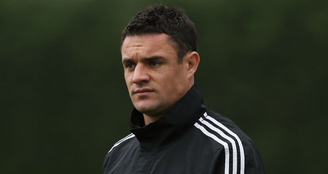 Dan Carter: Thinks England have the talent to beat anyone in the world