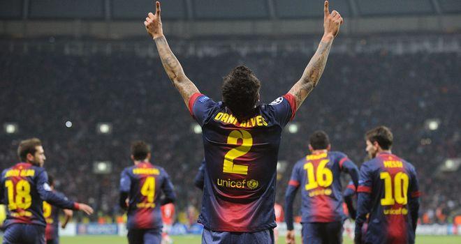 Dani Alves: Football of secondary importance