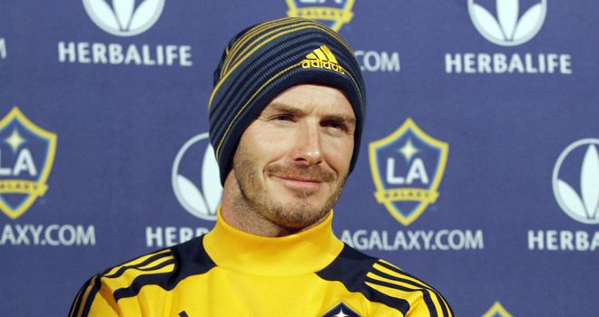 David Beckham: Midfielder will leave Los Angeles Galaxy in December