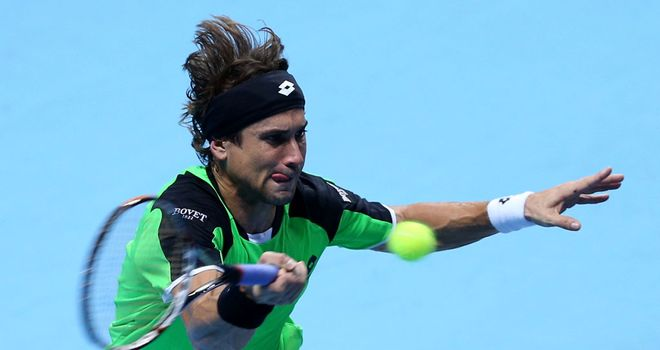 David Ferrer: First Davis Cup opponent for Czech Republic