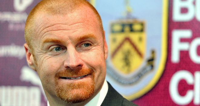 Sean Dyche: Continued his dream start with victory over Leeds