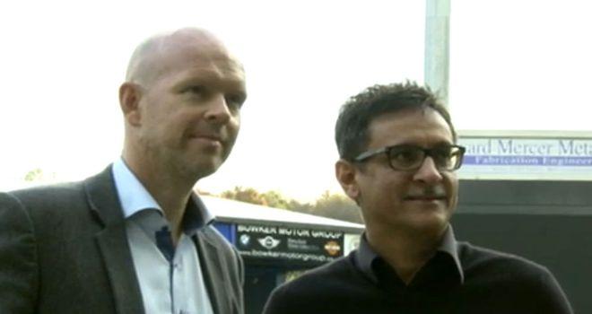 Henning Berg: Predicting a tough challenge at Blackburn