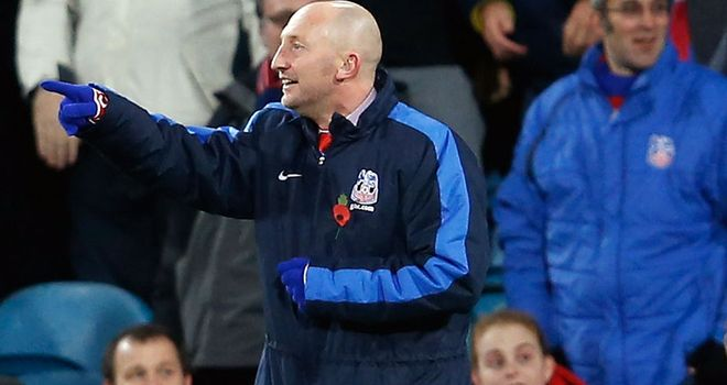 Ian Holloway: Crystal Palace manager was always confident